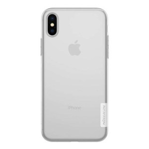 husa silicon transparent apple iphone x