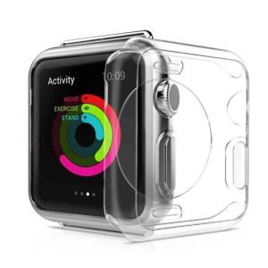 protectie transparenta apple watch