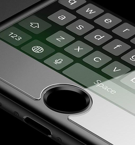 protectie buton apple iphone 7 8