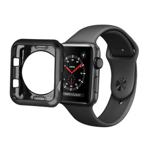 husa apple watch din silicon