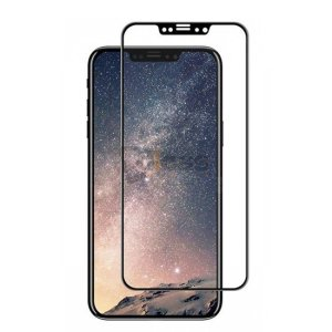 folie 3d apple iphone xs max din sticla securizata