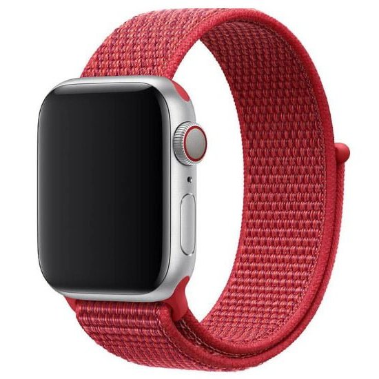 curea apple watch red