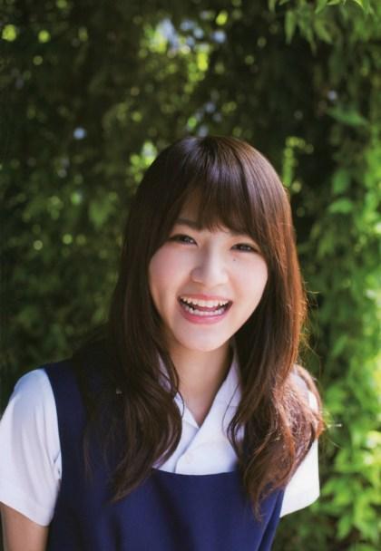 Nogizaka46 Yumi Wakatsuki UTB+ 2013.11 Vol.16 02