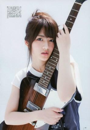 Nogizaka46 Yumi Wakatsuki UTB+ 2013.11 Vol.16 06