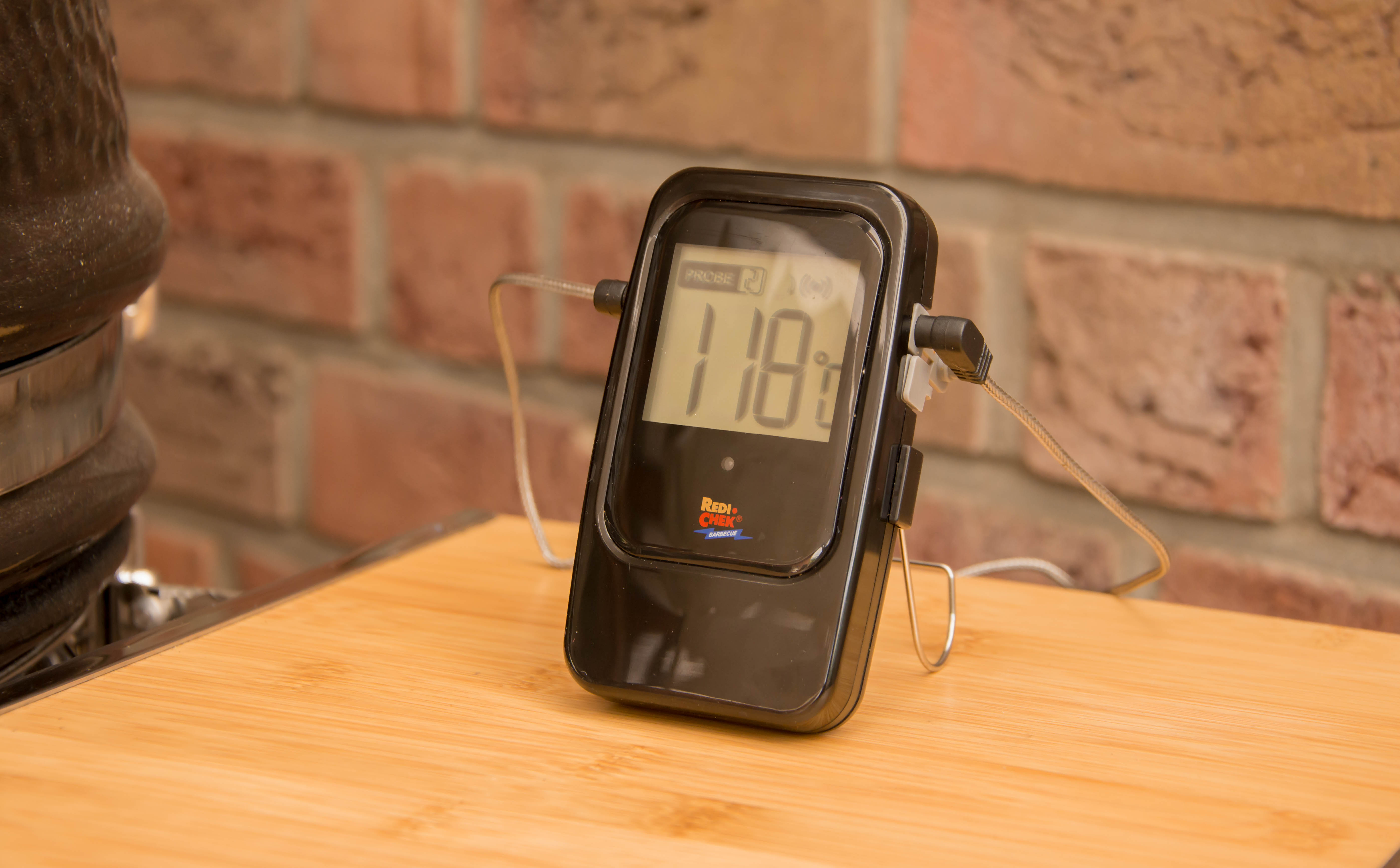Redmountain BBQ Maverick ET 735 Bluetooth BBQ Thermometer Header
