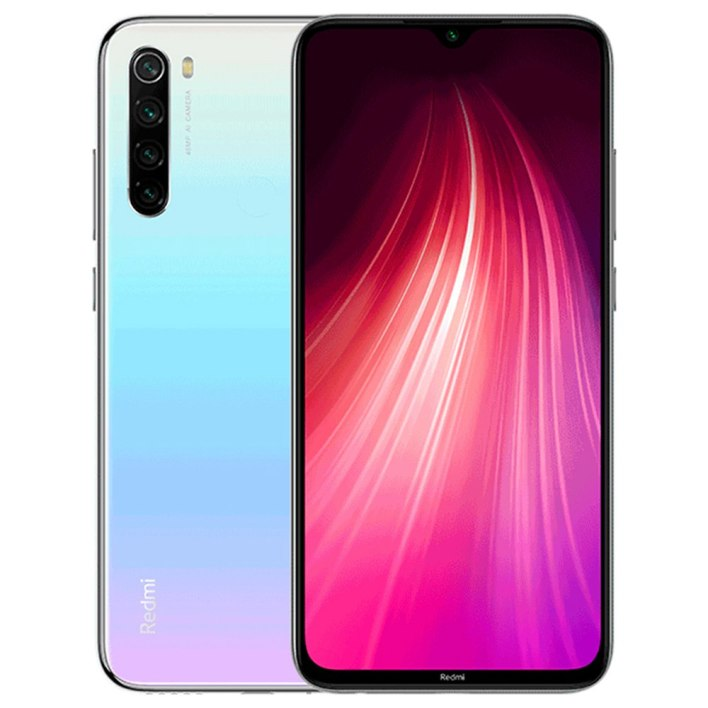 Xiaomi Redmi Note 8 4/64GB White – redmovilgsm