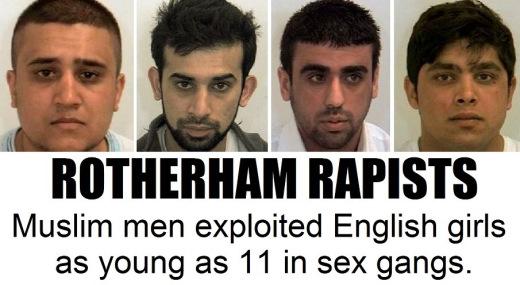 rotherdam rapists
