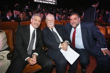 Clooney, Gregorian, Vardanyan