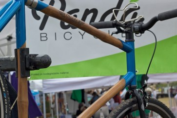 Panda = Bamboo Bike Company in Fort Collins!