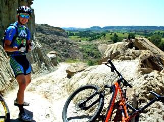 On Maah-Daah-Hey South Unit Trail!
