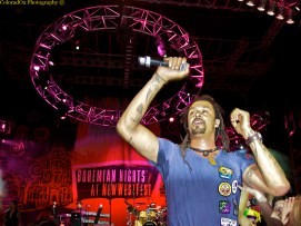 Michael Franti up close and personal!