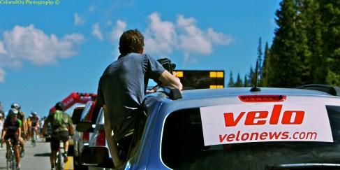 VeloNews at USA Pro Cycling Challenge!