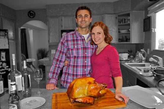 Happy Thanksgiving from the Jensens'