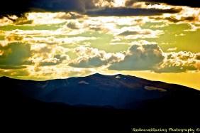 Gray's Peak Hike Lookout