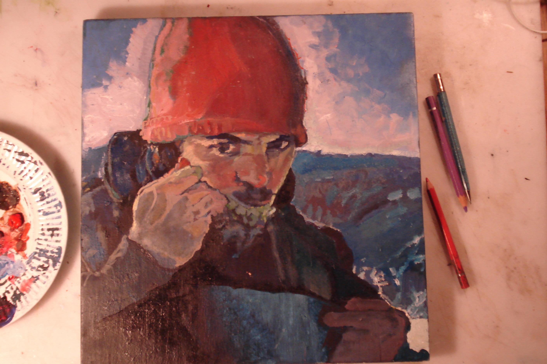 slp, portrait in progress
