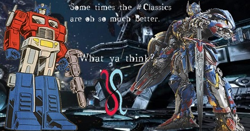 Some times the #Classics are oh so much Better. What ya think? EP46??