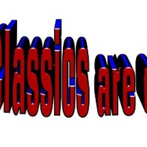 New Some times the #Classics are oh so much Better Logo. What ya Think?