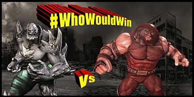 #WhoWouldWin: Juggernaut vs. DoomsDay