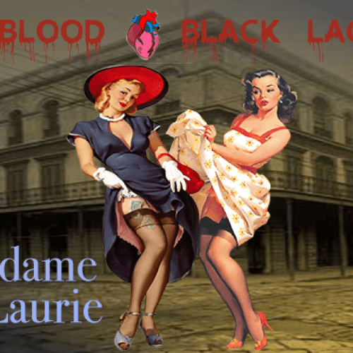 Blood & Black Lace Episode 5 Madame LaLaurie