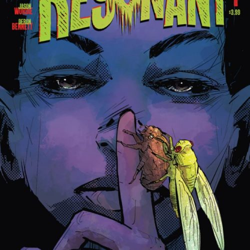 #ComicBookTalk: Vault Comics' Resonant