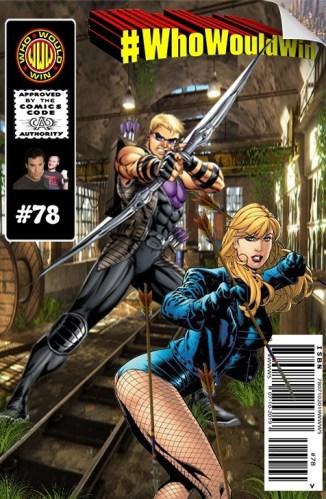 #WhoWouldWin: Hawkeye vs Black Canary