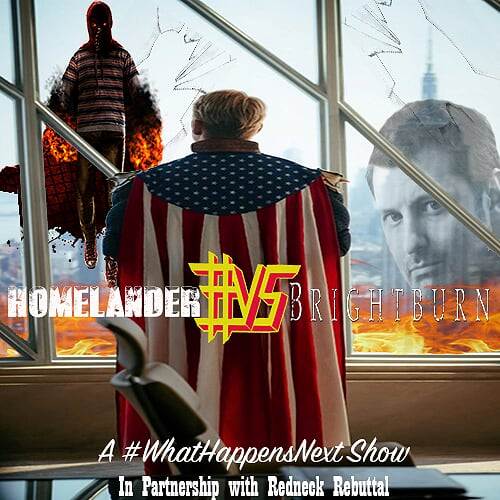 What Happens Next: Homelander #VS Brightburn