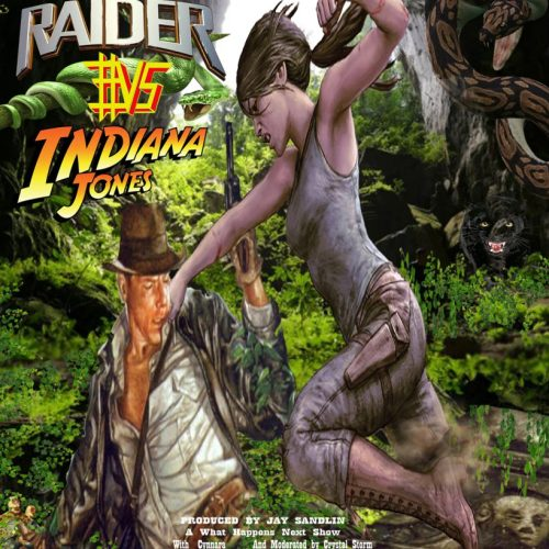 Indiana Jones #VS Lara Croft