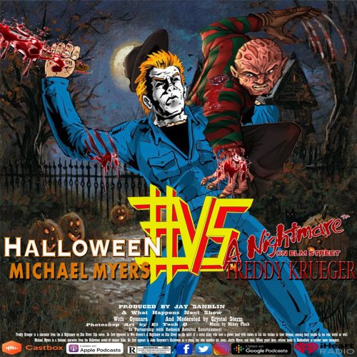 Freddy Krueger #VS Michael Myers