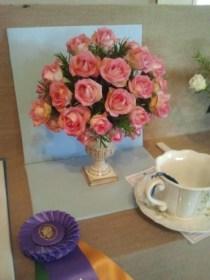 Beautiful Arrangement 'Joy' Miniature Rose