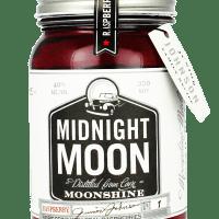 Midnight Moon Raspberry Redneck Moonshine Whisky