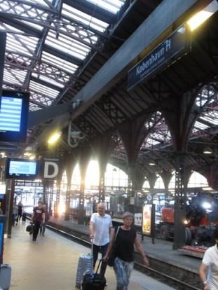 1-train station-Copenhagen