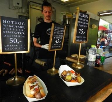 50-hot dog