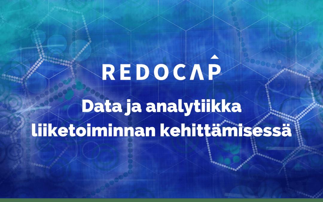 Data yrityksen kilpailuetuna