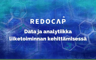 Data ja analytiikka liiketoiminnan kehittämisessä