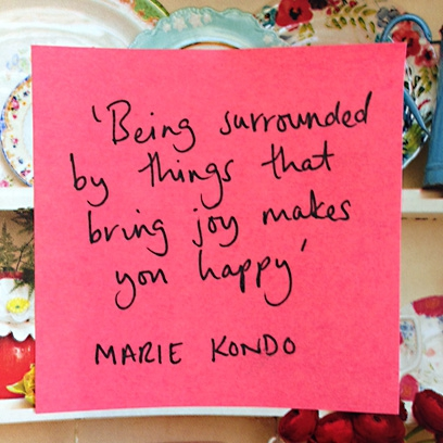Image result for marie kondo quotes