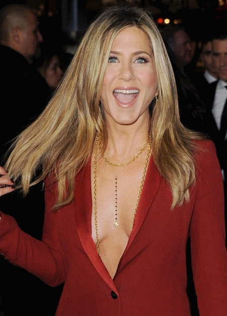 Jennifer Aniston On Ageing Healthy Eating And Cutting Her
