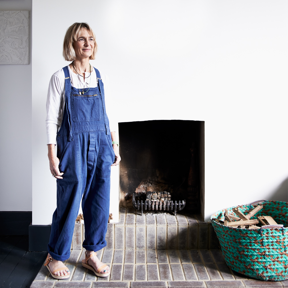 Step Inside The Rustic Home Of Designer Ally Capellino
