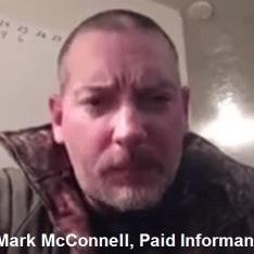Burns Chronicles - Mark McConnell