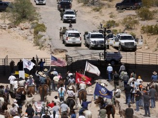 Leaked Video Chronicles BLM Aggression At Bundy Ranch