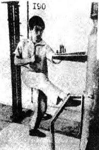 látás és Bruce Lee gyakorlatok a rövidlátás helyrehozására