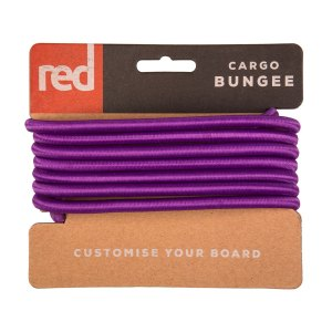Purple Bungee studio shot