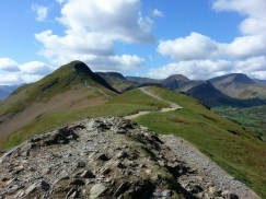 Path towards Catbells