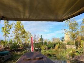 Lazy boat ride