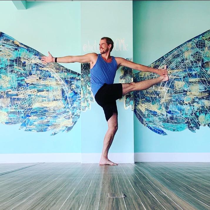 JDan Johnson, Red Pearl Yoga, Yoga studio, Vinyasa, Yoga Fort Lauderdale, Wilton Manors Yoga