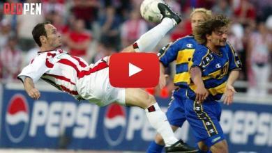 Photo of 14 γκολ του Αλεξανδρή με γυριστό σουτ ή ψαλιδάκι! (Video)