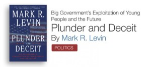 Mark Levin is at it Again: What is Wrong with his New Book