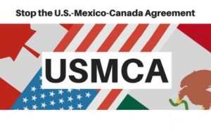 Help Us Defeat the Sovereignty-Destroying USMCA!