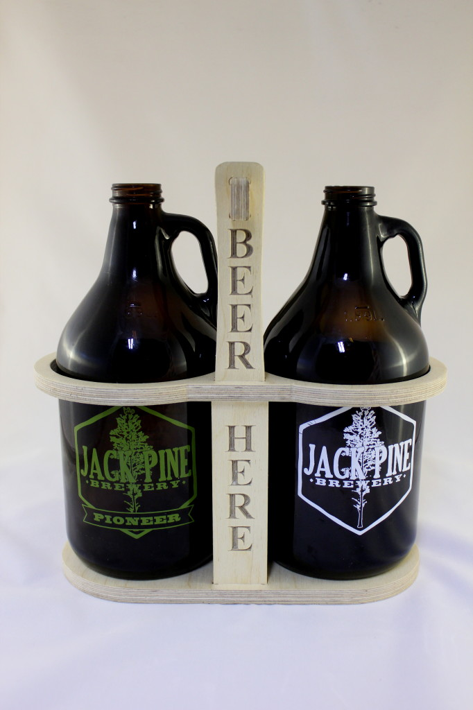 Growler Holders