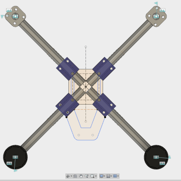 Tube Quad Design – Fail