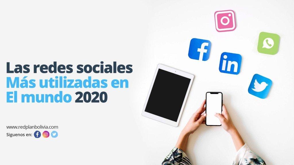 Las redes sociales más grandes de la actualidad